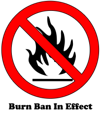 "What is a Burning Ban?   A Burning Ban legally prohibits outdoor burning. Bans are emergency measures, declared only when outdoor burning is deemed significant threat to public safety. There are two kinds of Burning Bans under SC State Law: a State Forester's Burning Ban, declared by the director of the Forestry Commission, and a Governor's Burning Ban, declared by the Governor upon recommendation of the State Forester. The State Forester's Burning Ban prohibits starting any fire in or adjacent to ""woodlands, brush lands, grasslands, ditch banks, or hedgerows"" (SC Code 48-35-50). This is generally interpreted to include all types of outdoor burning. The Governor's Burning Ban is less restrictive, making allowances for certain agricultural burning (SC Code 48-31-30) In announcing a Burning Ban, the issuing authority will specify the area of South Carolina to which the restrictions apply. Neither the State Forester's Ban nor the Governor's Ban applies with the corporate limits of any town or city (SC Code 48-35-30 and 48-31-30). Violation of either a State Forester's Ban or a Governor's Ban carries a fine of up to $100. Any burning to which a Ban applies also requires prior notification to the Forestry Commission, so ignorance of a declared Ban is not generally considered a viable legal defense"